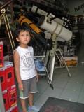 Telescope store!