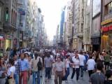 Istiklal Caddesi (off peak)(!)
