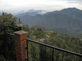 Morning view from Chamba hotel.