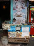Food Vendor, Mussourie