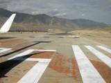 Leh runway (31 July 2010)