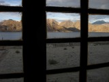 Sunset View at Pangong Tso