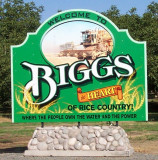 Biggs, California (Courtesy Pete Carr, City Administrator)