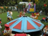 More of Suhaani's third birthday party.