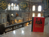 Forty Cartoon Books of Interest at the Aya Sophia (2010)