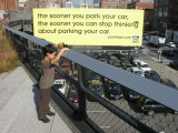 The Sooner You Park Your Car (New York 2010)