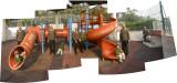 Rahil and Nanu at ASCA playground (3 Dec 2010)