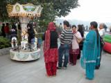 World's smallest merry-go-round