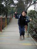 Nehru Park bridge