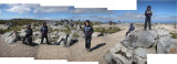 Rahil on Table Mountain (2 Sept 2012)
