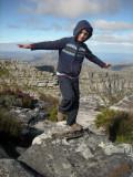 Table Mountain daredevilry