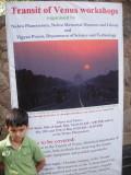 2012 Venus Transit, Nehru Planetarium (2012)