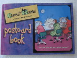 Close To Home Postcard Bood (2001) (inscribed with original drawing)