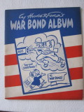 Cy Hungerford's War Bond Album