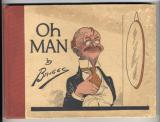 Oh Man (1919) (inscribed with original drawing)