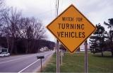 Watch for Turning Vehicles Rockingham VT.jpg