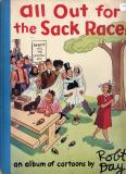 All Out For The Sack Race (1945) (inscribed)