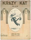 Krazy Kat Rag sheet music (1911)