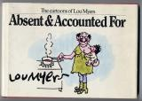 Absent & Accounted For (1980) (inscribed)