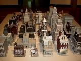 A model Seth purportedly uses to assist him in drawing cityscapes.