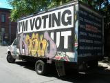 I'm Voting Truck