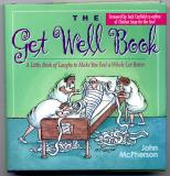 The Get Well Book (1998) (inscribed with small drawing)