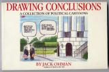 Drawing Conclusions (1987) (inscribed with original drawing)