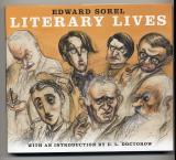 Literary Lives (2006) (inscribed)