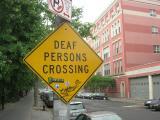 Deaf Persons Crossing New York NY.JPG