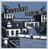 Brendan Comics (2004) (inscribed with original drawing)