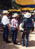 Three San Antonio Texans (c. 1993)