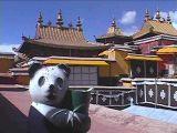 Potala Rooftop Garbage Barrel, Tibet (1999)