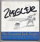 The Essential Jack Ziegler (2000) (inscribed)