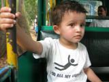 Ridin' the Joy Train in Pondi