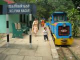 Train Station in Pondicherry