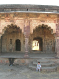 In Ranthambore Fort