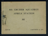 6th Cruiser Station Africa Station Cartoons (1938)