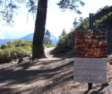 Panorama Trailhead at Glacier Point