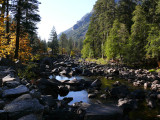 Peaceful Merced River
