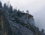 Ridge (veranda?) at El Capitan summit