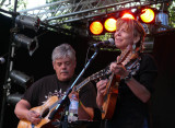 Terri Hendrix with Lloyd Maines