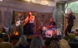 Jade Jackson and friends played Hotlicks Saturday morning