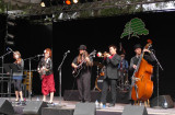 The Red Skunk Jipzee Swing Band opens Main Stage Sunday