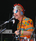 Joe Craven returns from outer space