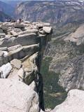 Yosemite Valley below