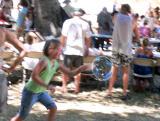 Get that bubble...