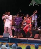 Baaba Maal dancer