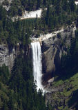 Vernal Fall from above