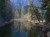 Merced River evening