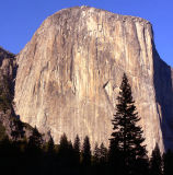 El Cap stands high